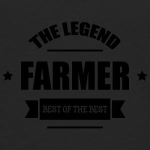 Farming Bottles & Mugs - Men's Premium Longsleeve Shirt