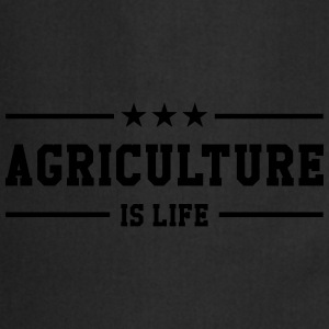 Agriculture is life Shirts - Cooking Apron