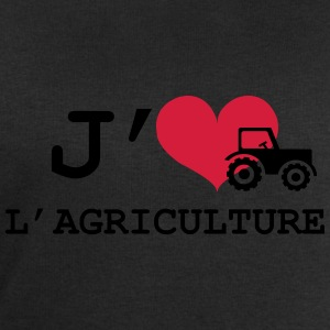 J'aime l'agriculture ! Sweats - Sweat-shirt Homme Stanley & Stella