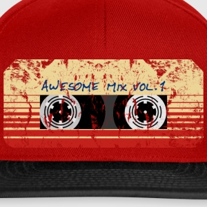 Mix Tape Awesome Vol.1 T-Shirts - Snapback Cap