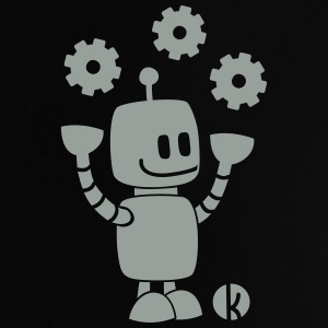 Robot Bags & Backpacks - Baby T-Shirt
