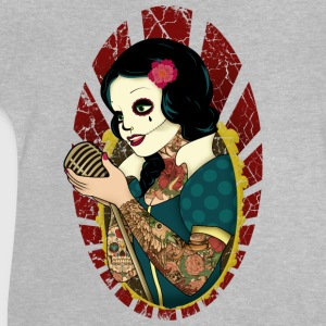 Rockabilly, Rock, Pinup, Rock n Roll, Rockabella,  - Baby T-Shirt