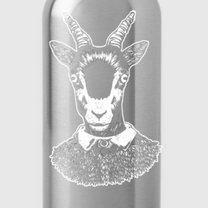Black Goat T-Shirts - Water Bottle