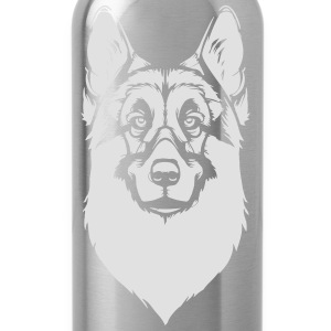 German Shepherd T-Shirts - Water Bottle