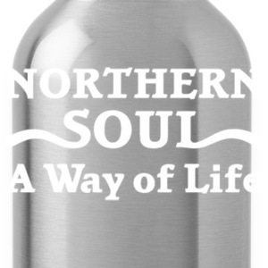 Northern Soul Way of Life T-Shirts - Water Bottle