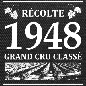 Récolte 1948 Tee shirts - Casquette snapback