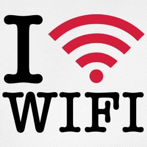 I Love WIFI T-Shirts - Baseball Cap