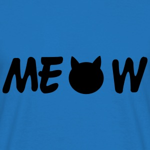 Meow Tops - Men's T-Shirt