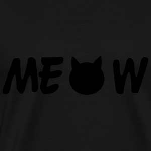Meow Tops - Men's Premium T-Shirt