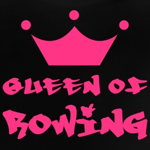 Queen of Rowing T-shirts - Baby-T-shirt