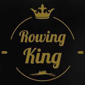 Rowing King T-shirts - Baby-T-shirt