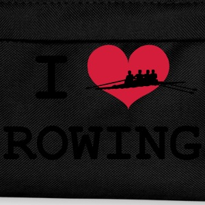 I Love Rowing T-Shirts - Kids' Backpack