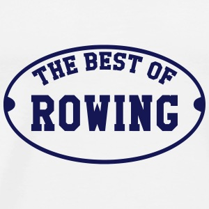 The best of Rowing Caps & Mützen - Männer Premium T-Shirt