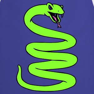 Coiled Snake - Cooking Apron