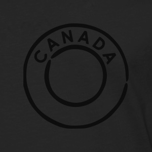 Olive Canada Men's Tees (short-sleeved) - Men's Premium Longsleeve Shirt