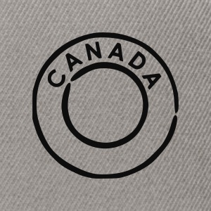 Olive Canada T-shirts (m. courtes) - Casquette snapback