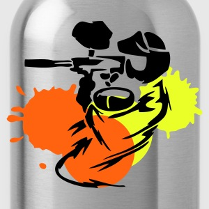 Paintball - Trinkflasche