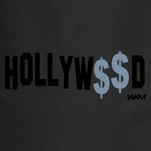 Svart hollywood money by wam T-shirts - Förkläde