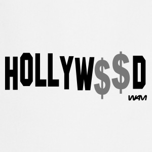 Gris salpicado hollywood money by wam Camisetas - Delantal de cocina