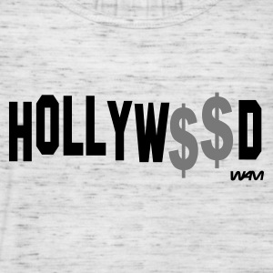 Gris salpicado hollywood money by wam Camisetas - Camiseta de tirantes mujer, de Bella