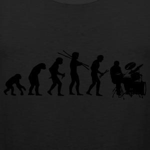 Evolution Drums - Männer Premium Tank Top