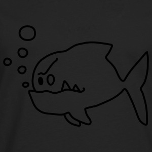 Stupid Fish T-Shirts - Men's Premium Longsleeve Shirt