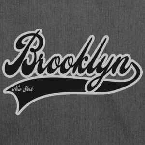 brooklyn new york T-shirts - Sac bandoulière 100 % recyclé