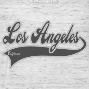 los angeles california T-Shirts - Frauen Tank Top von Bella