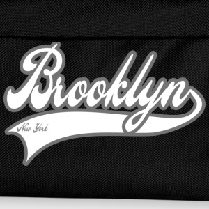 brooklyn new york T-shirt - Zaino per bambini