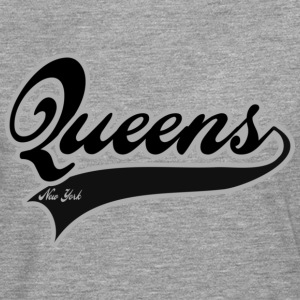 queens new york T-shirts - Långärmad premium-T-shirt herr