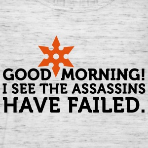 I See The Assassins Have Failed 2 (2c) T-shirts - Vrouwen tank top van Bella