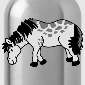 Small horse T-Shirts - Water Bottle