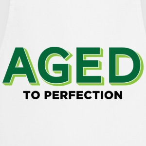 Aged To Perfection 2 (dd)++ T-Shirts - Cooking Apron