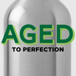 Aged To Perfection 2 (dd)++ T-Shirts - Water Bottle