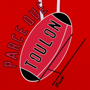 toulon Tee shirts - Sweat-shirt contraste
