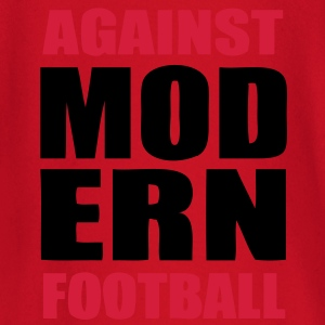 Against modern football 2 - T-shirt