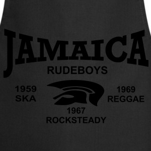 jamaica trojan rudeboys T-Shirts - Cooking Apron