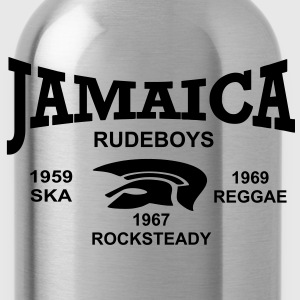 jamaica trojan rudeboys T-Shirts - Water Bottle
