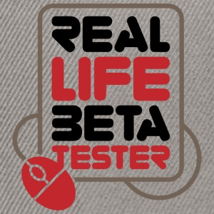 Real Life Beta Transfer 1 (dd)++ Camisetas - Gorra Snapback