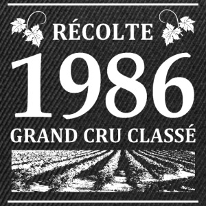 Récolte 1986 Tee shirts - Casquette snapback