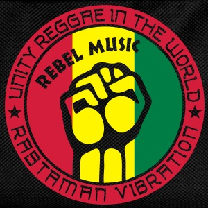 unity reggae in the world T-shirts - Rugzak voor kinderen