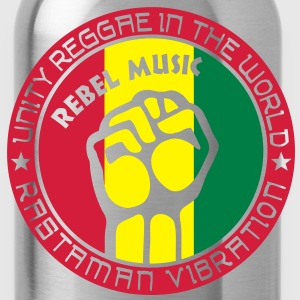 unity reggae in the world T-shirts - Drinkfles