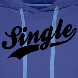 Single T-Shirts - Men's Premium Hoodie