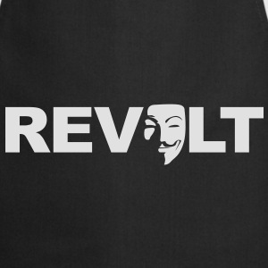 Revolt - Guy Fawkes - Cooking Apron