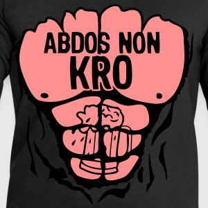 corps muscle abdos non kro1 Tee shirts - Sweat-shirt Homme Stanley & Stella