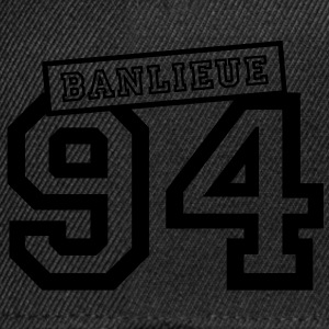 banlieue 94 Tee shirts - Casquette snapback