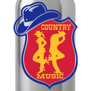 country music Tee shirts - Gourde