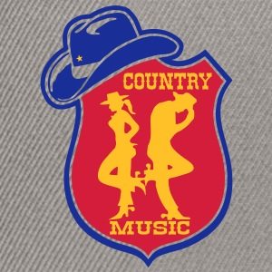 country music Tee shirts - Casquette snapback