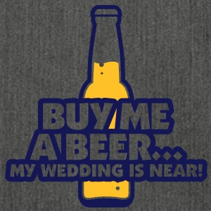 Buy Me A Beer 2 (2c)++ T-Shirts - Shoulder Bag made from recycled material
