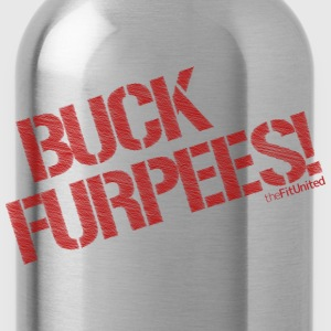 Buck Furpees! - Water Bottle